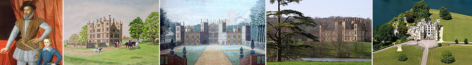 History of Sherborne Castle in Dorset