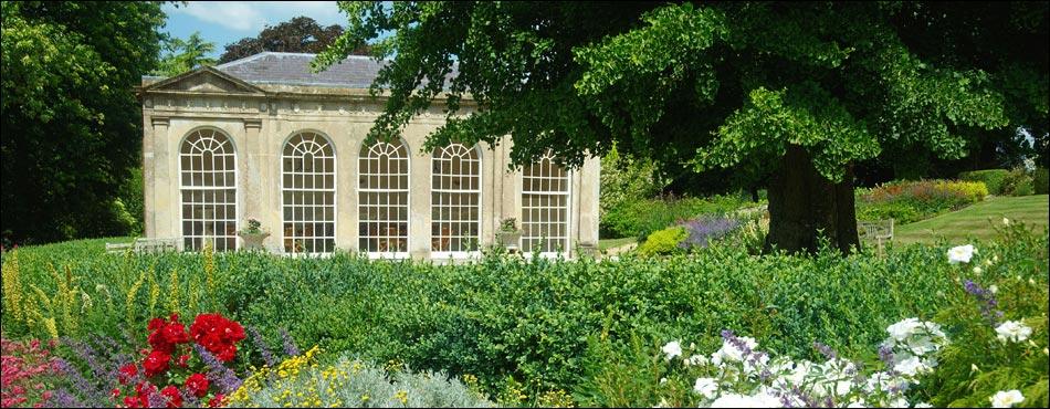 Sherborne Castle Orangery
