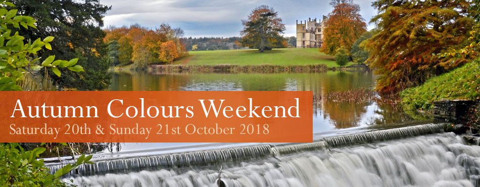 Autumn Colours Weekend Sunday 21st October 2018